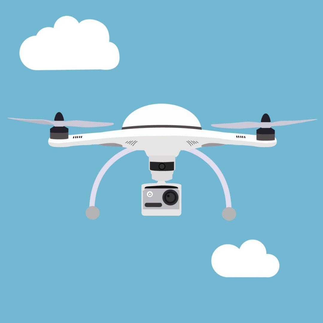 Video da drone